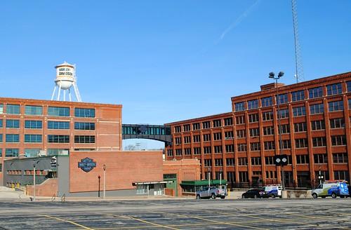 Harley Davidson, Milwaukee Wisconsin