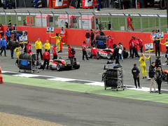 #25 Mick Schumacher & #8 Guanyu Zhou, European Formula 3 - Silverstone 2017