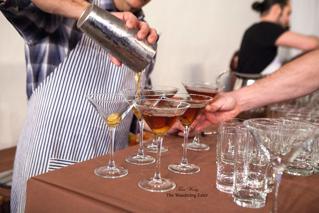 Pouring the Northern Manhattans