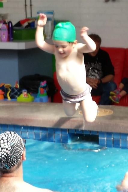 Jumping!
