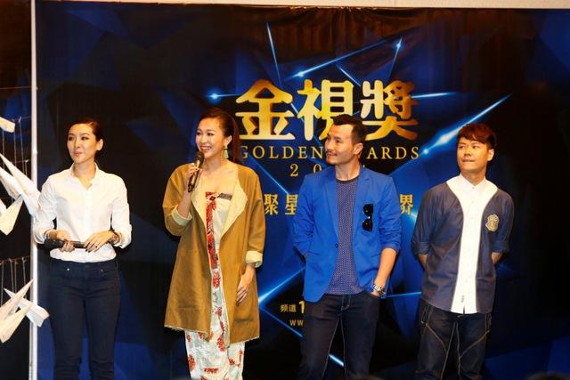L-R Karena Teo, Debbie Goh, Frederick Lee, Leslie Chai
