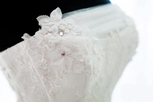 豐腴女孩也能挑到漂亮婚紗2