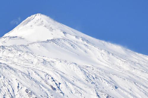 White Mount Teide, Tenerife
