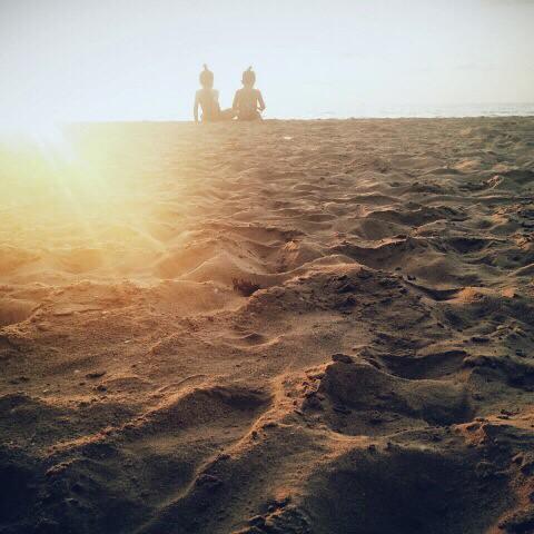 beach tutong