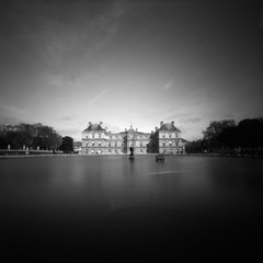 Paris through a pinhole