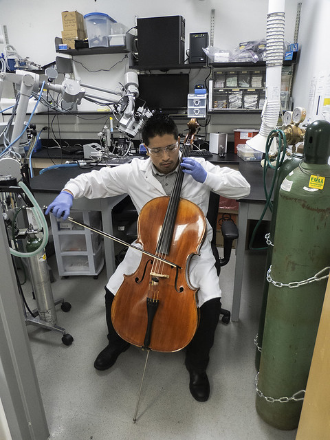 Life Sciences Orchestra members