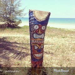 totem pole, art, tiki,