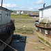 Small photo of Amidships. . A view of the Adur