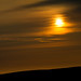 Sun behind cloud by David in SK6