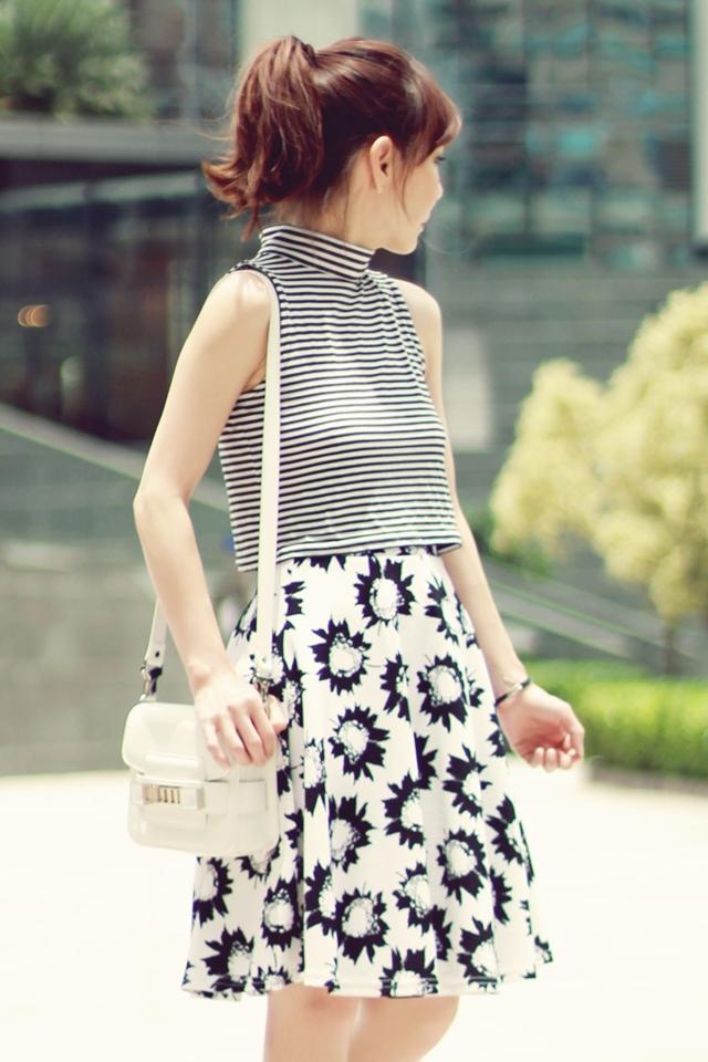 Stripes & Floral