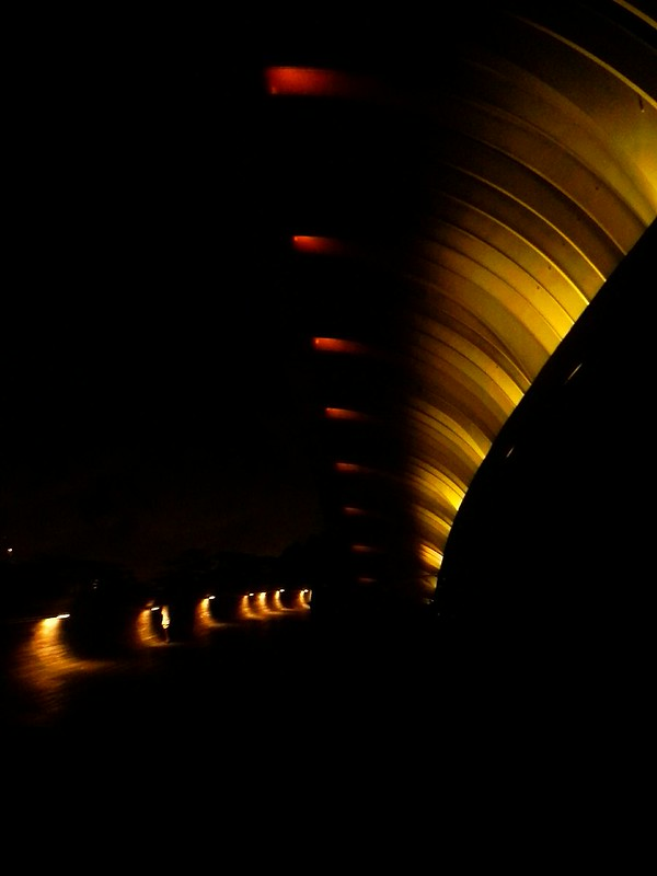 Henderson Waves at night