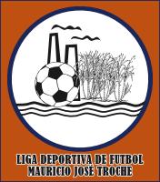 Escudo Liga Deportiva de Mauricio José Troche