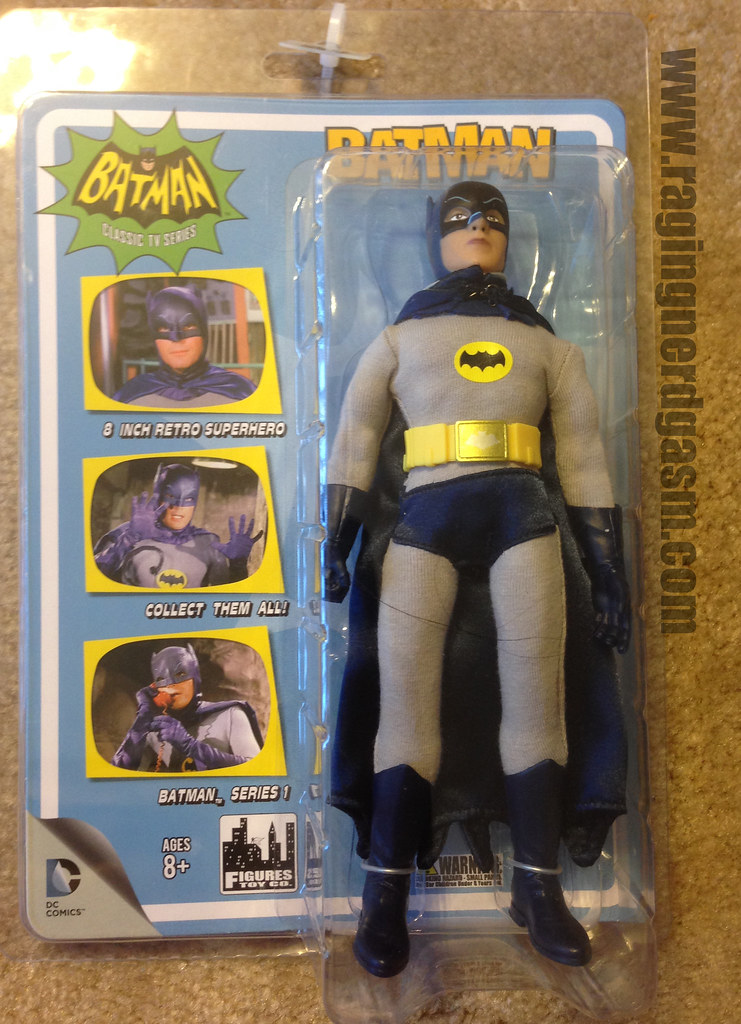 Classic Batman by Figures Toy Coompany Batman