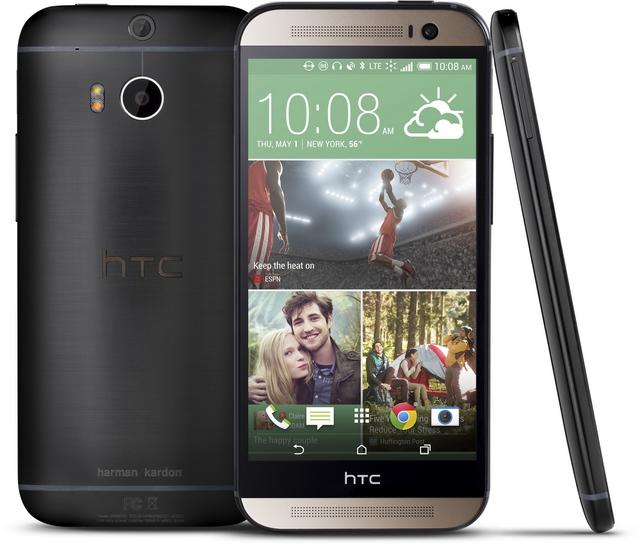 HTC One (M8) Harman Kardon限定版