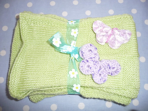 675 Thanks to Annie and The Castaways Knitting Group.