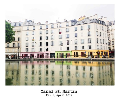 Canal St. Martin