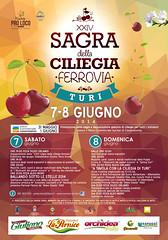 MANIFESTO sagra ciliegia 2014