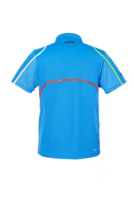 02 LACOSTE John Isner Roland Garros 2014 DH7671 DK2 © LACOSTE