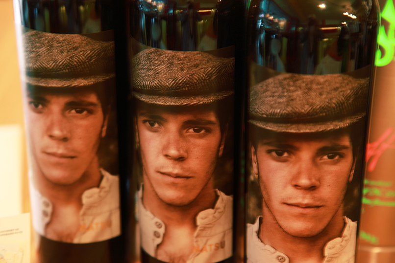 newboy cap wine