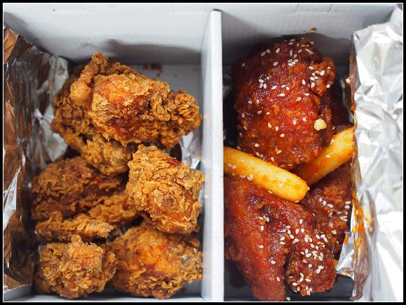 福氣韓國炸雞치킨인복 Chicken in Bok & Beer @ 市民大道