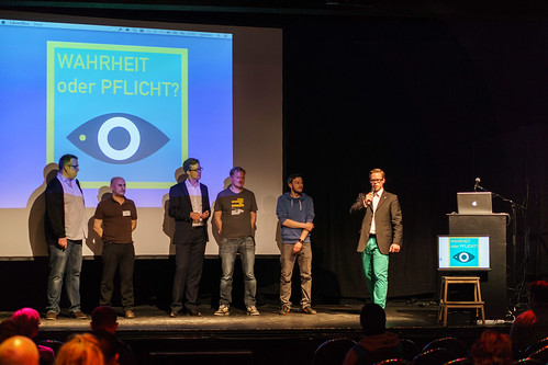 Webmontag - Das Team