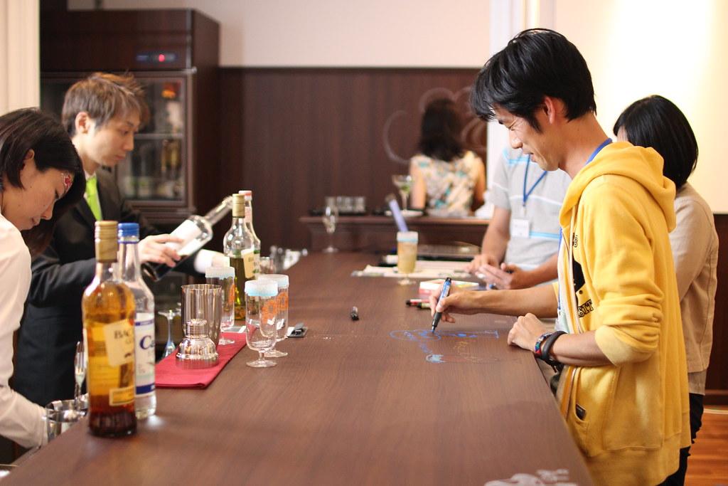 GINZA RAKUGAKI CAFE&BAR by PENTEL_28