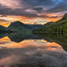 Dawn over Buttermere by Vemsteroo