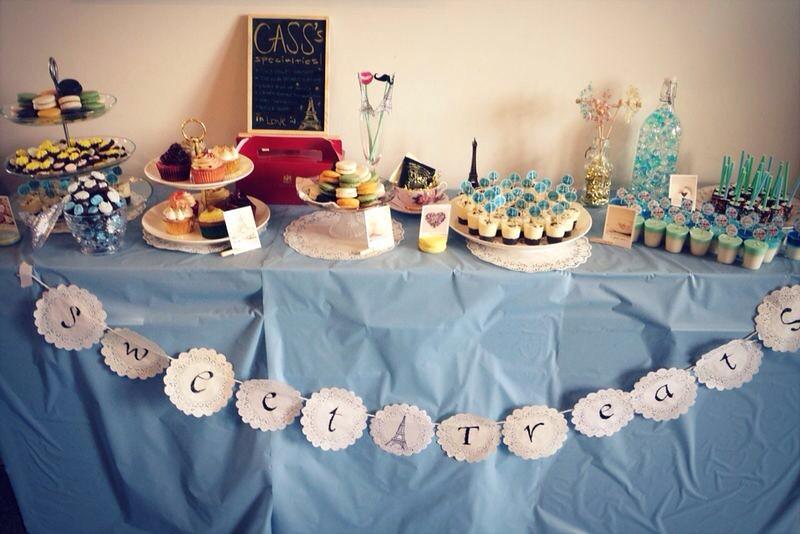 Dessert Table For CFaiths 21st