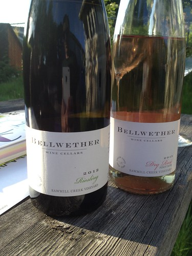bellwether wines cellars