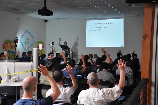 NuPIC Spring 2014 Hackathon