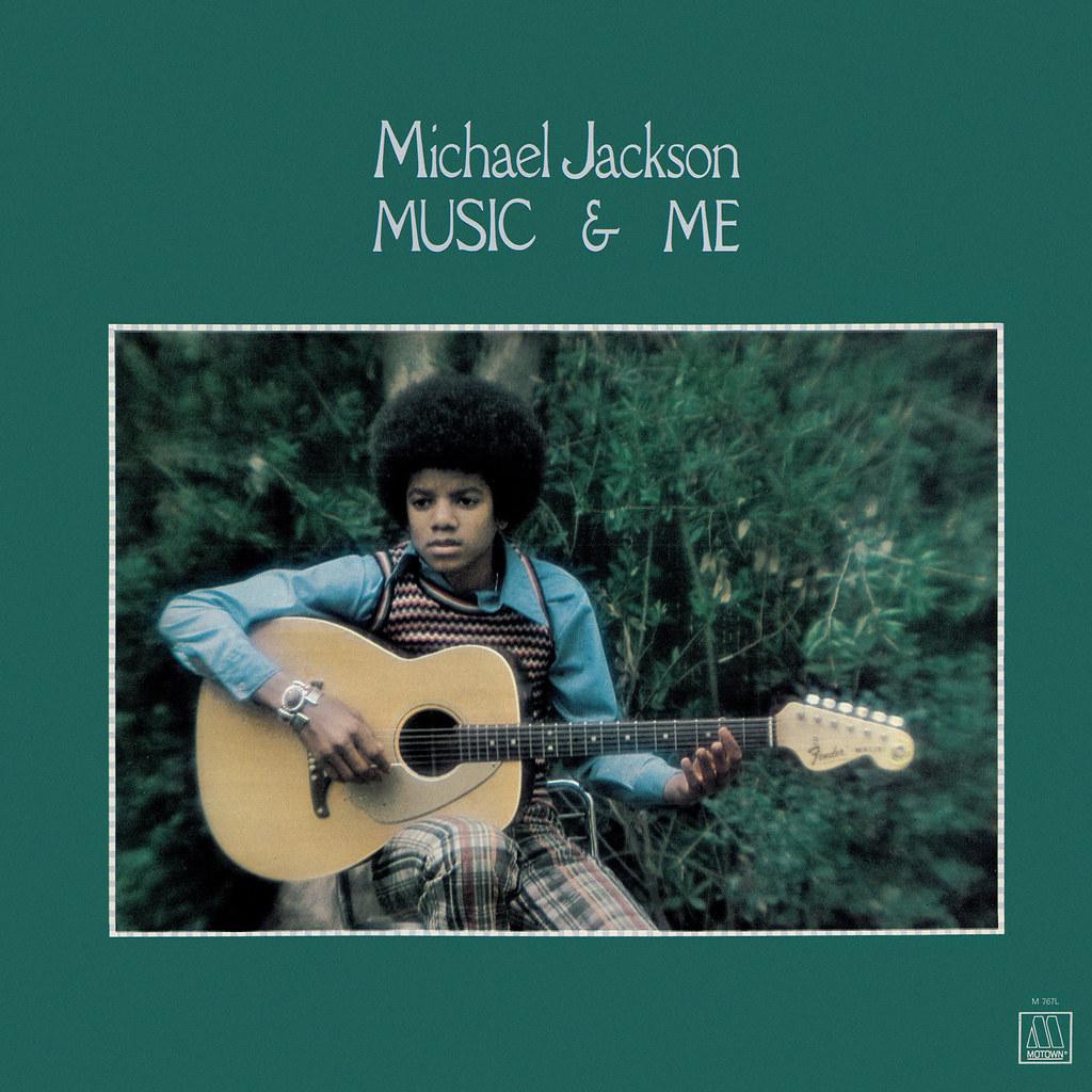 michael jackson music and me