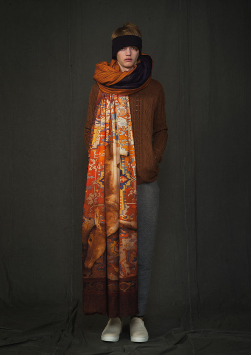 Robbie McKinnon0016_UNDERCOVERISM 2014-15 Autumn Winter
