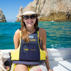 Deya on the Cabo Cruise