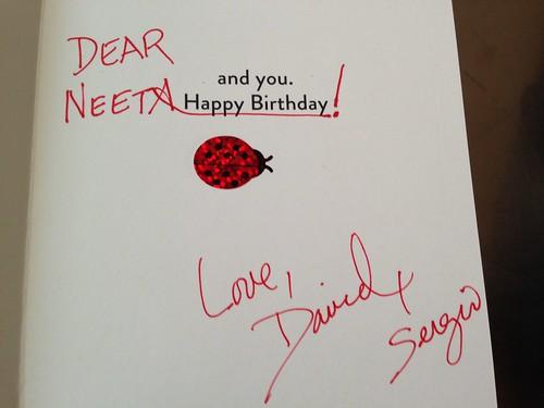 IMG_2557 Ladybug Birthday Gifts from David