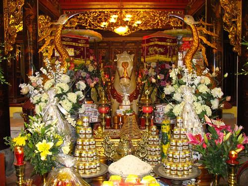 Templo de Bach Ma