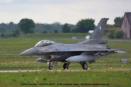 Hellenic Air Force F-16 504