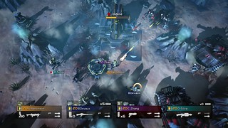 Новые скриншоты Helldivers