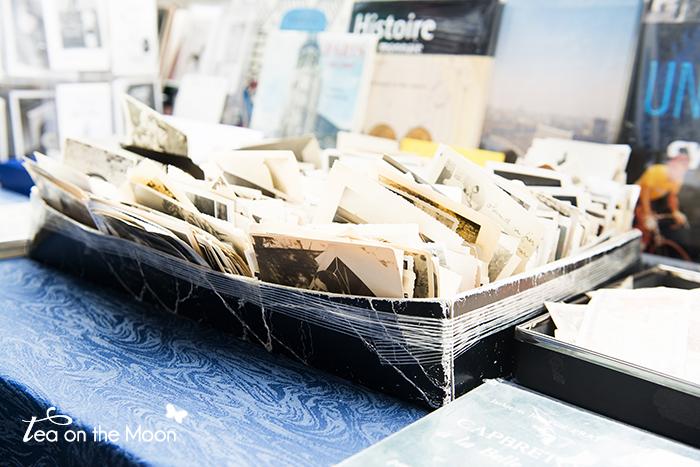 Paris mercado de las pulgas saint ouen fotos