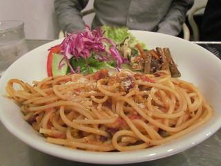 Vegan Healing Cafe - Spaghetti