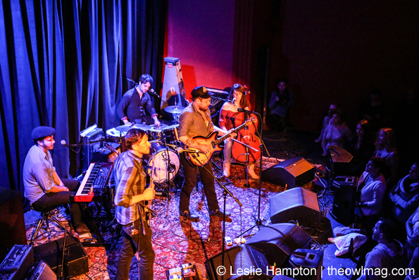 Nathaniel Rateliff @ The Chapel, SF 5/20/14