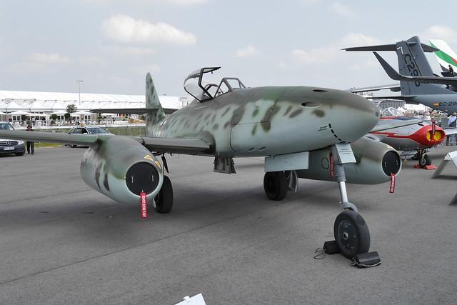 Messerschmitt Me 262 B-1a