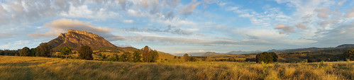 panorama clouds sunrise australia bushwalking qld queensland 2014 mainrange scenicrim jacksplace mtmaroon seqld mtbarneynationalpark sonynex6