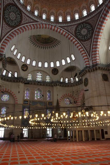 154 - Süleymaniye Camii)