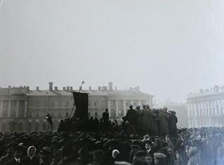 May 1st 1917, Petrograd