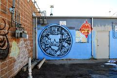 Santa Fe Dr Alleyway Denver, Colorado