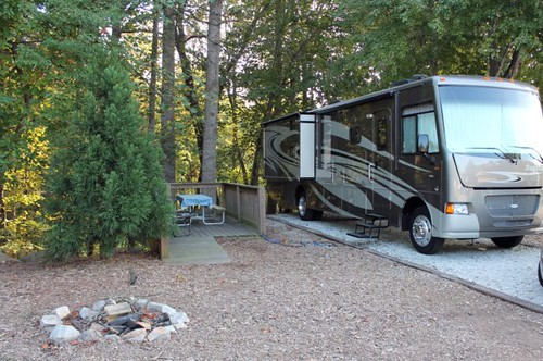 Stone Mountain Park Campground