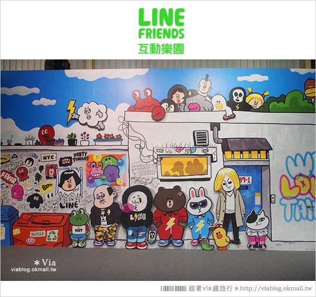 【台中line展2014】LINE台中展開幕囉!趕快來去LINE FRIENDS互動樂園玩耍去!(圖爆多)26