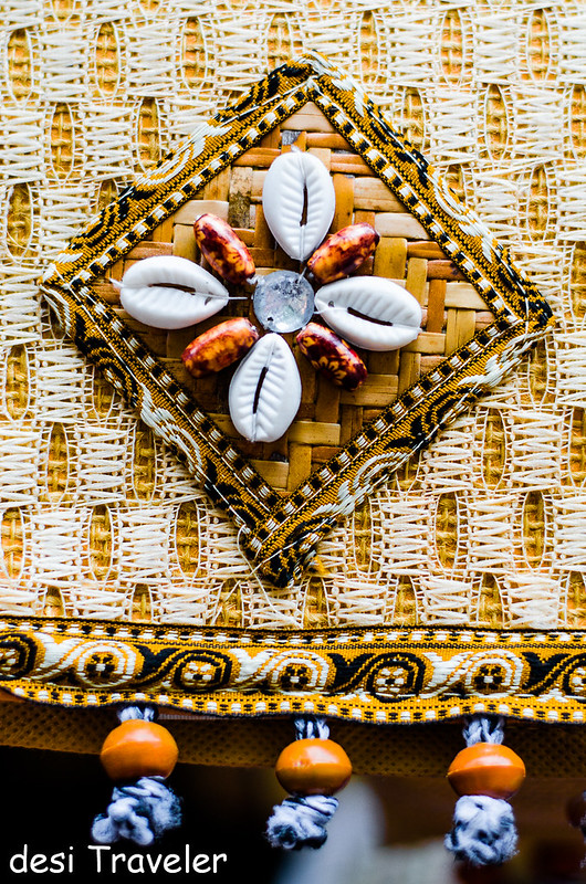 cowrie sea shell souvenirs Kerala Shopping