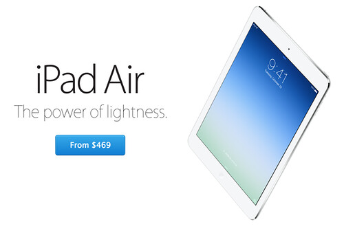 Apple offers educational pricing on iPad