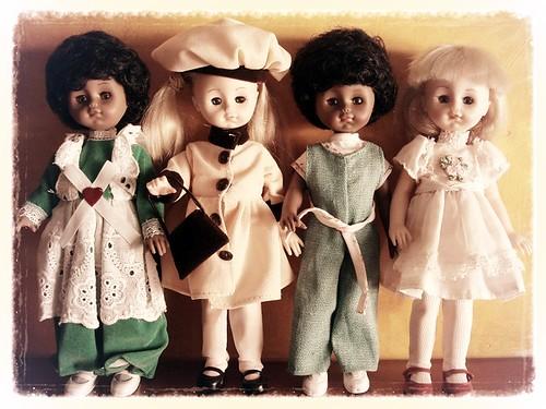 """Vintage 1978 Vogue Ginny Doll 8"""" (Lesney era )"""